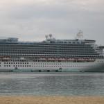 Cruise ship Bahamas
