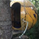 Free Spirit Spheres, Vancouver Island