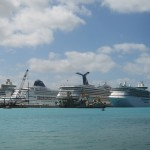 Cruise ship galore