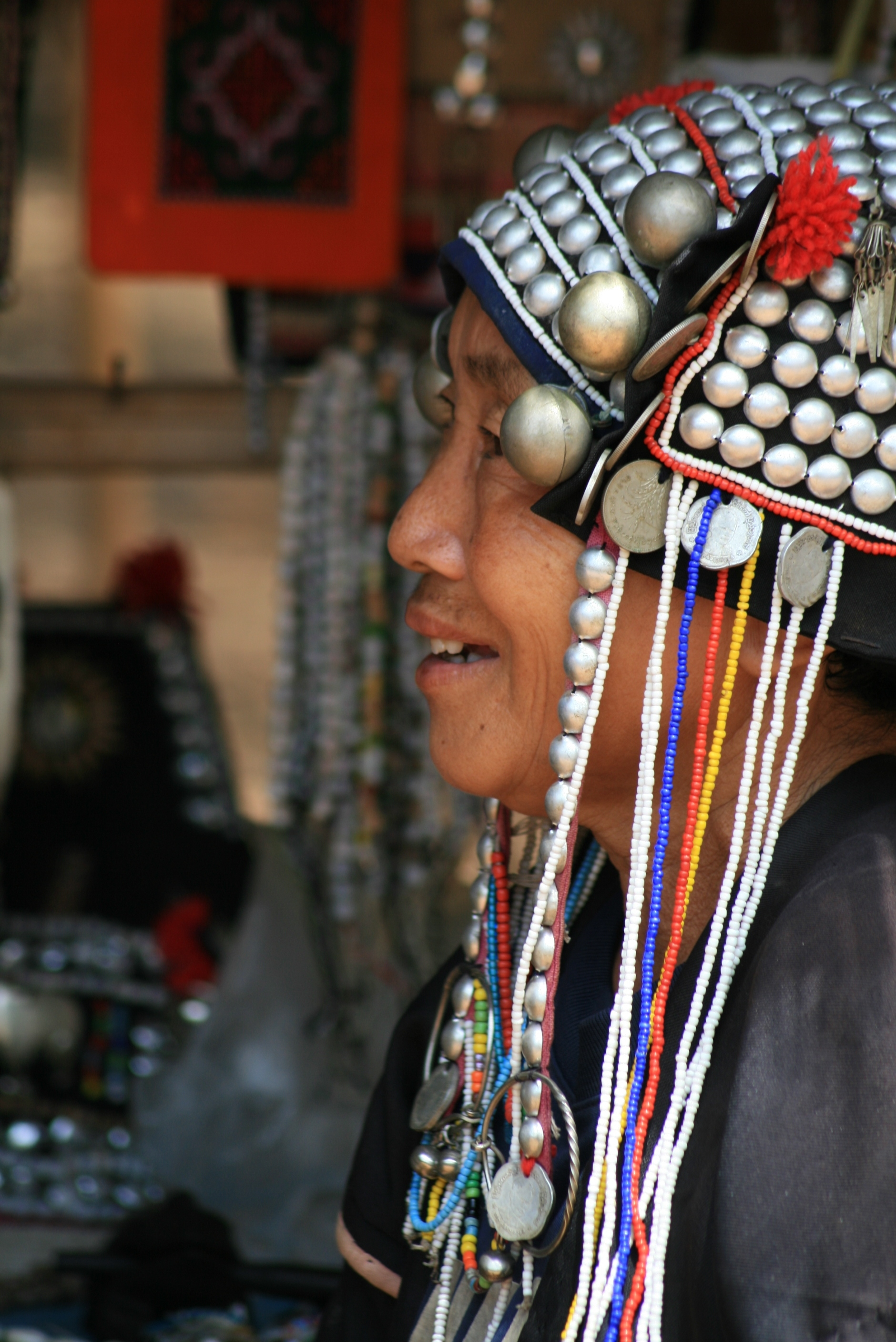 indigenous woman - sustainable tourism